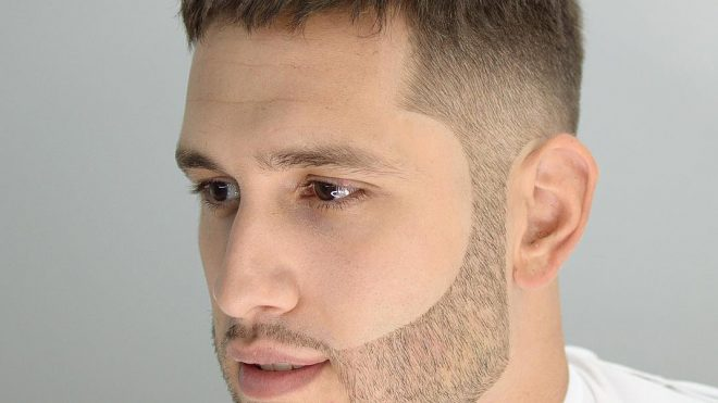 Latest Men's French hairstyles