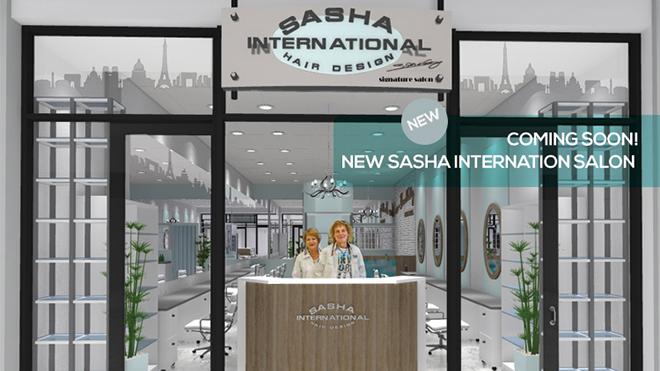 New Salon Opening